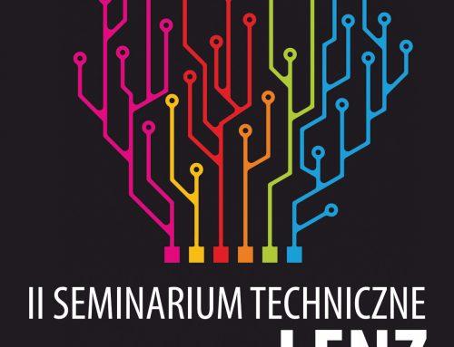 II Seminarium Techniczne LENZ Sp.j. – podsumowanie